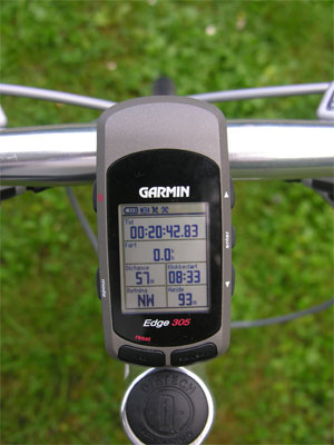 TEST: Garmin Edge 305 | CYKELPORTALEN