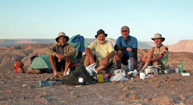 Rejsebreve fra Sydamerika