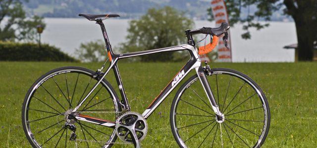 På besøg hos KTM Bicycles