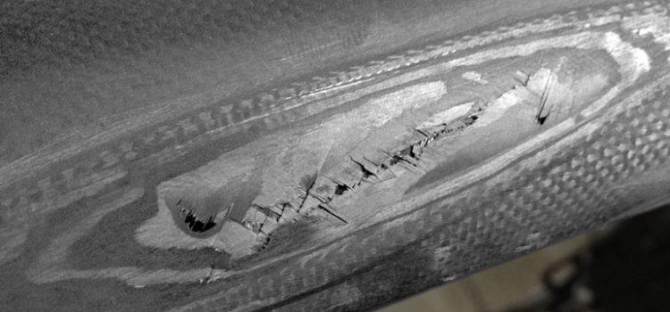 TEKNIK: Reparation af kulfiberrammer