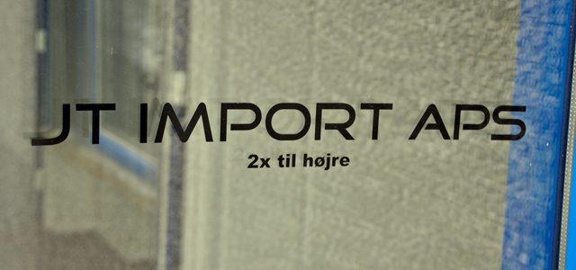 BESØG: JTImport