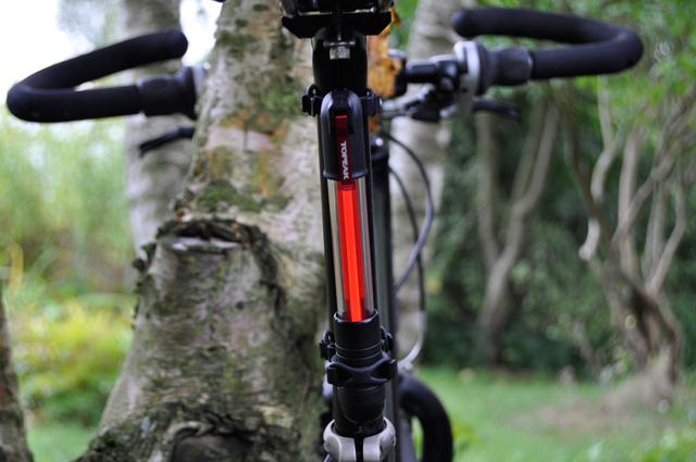 TEST: Topeak MiniRocket iGlow