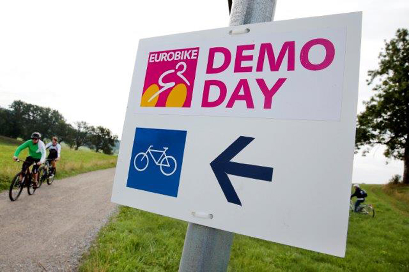 Eurobike Demoday 2014