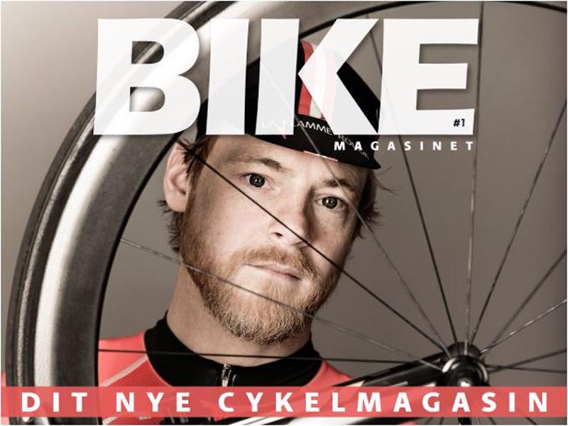 BIKE – nyt digitalt cykelmagasin