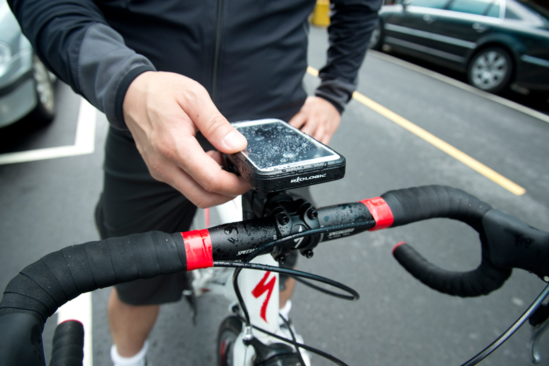 Biologic Bike Mount Weather Case