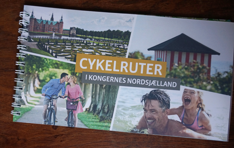 Cykelruter i Kongernes Nordsjælland
