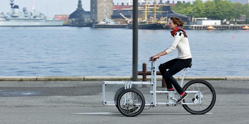 XYZ Cargo Bike