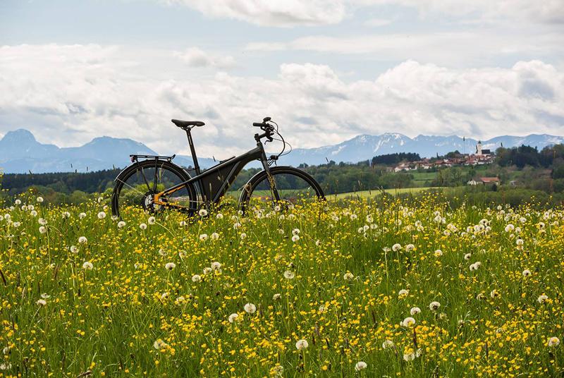 Eurobike News: Electrolyte Vorradler S3 FC