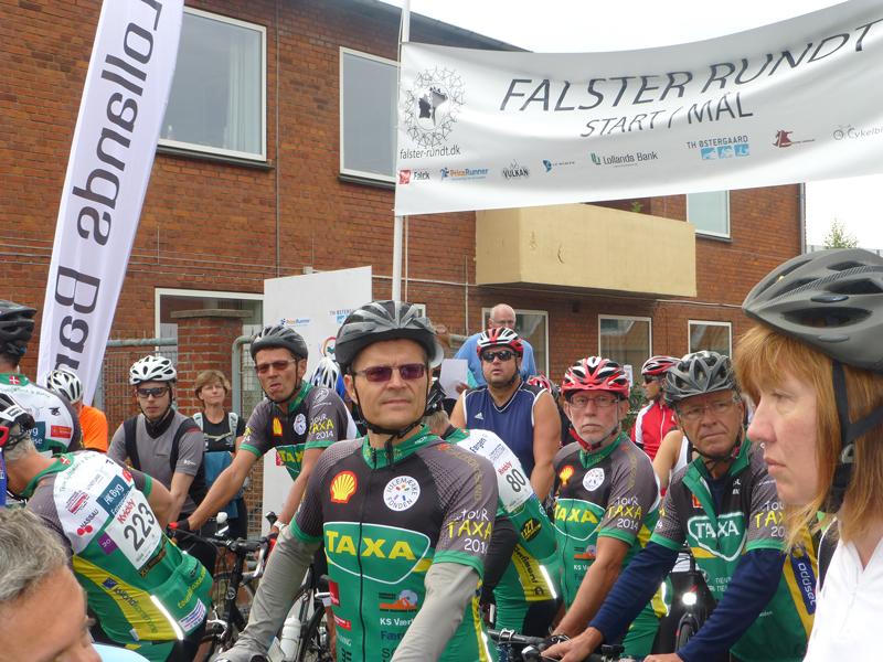 Stor succes for Falster Rundt