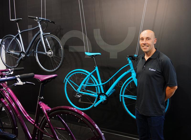 Hey Cycle fik Eurobike Award