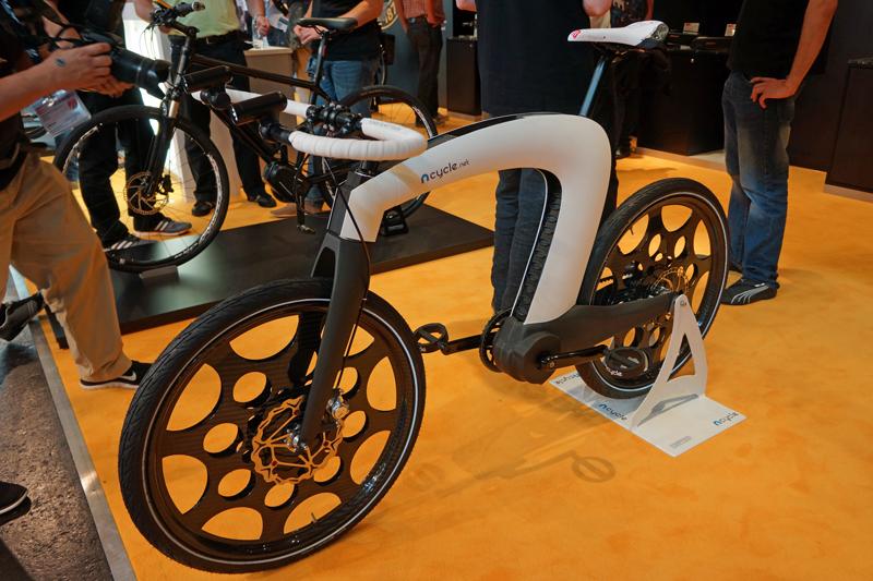 Eurobike News: Fremtidens cykler