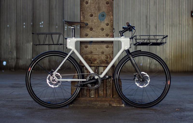 EVO Urban Utility Bike