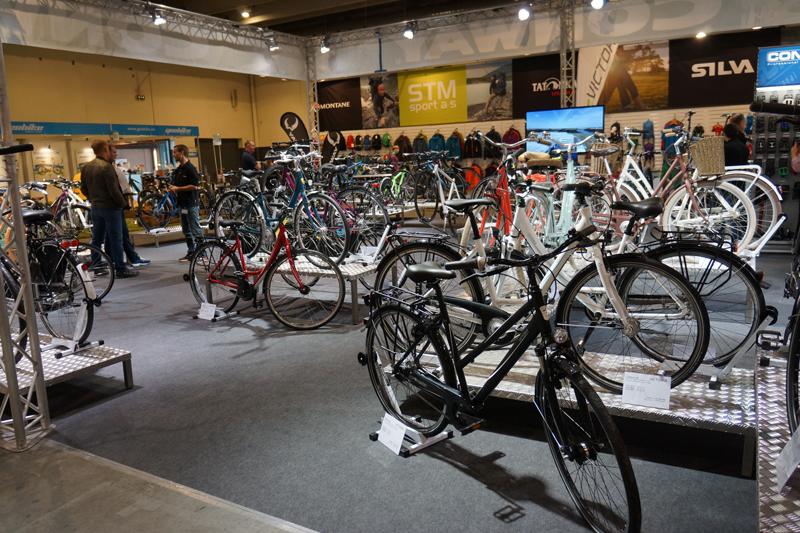 Cykelmessen i Vejle 2014
