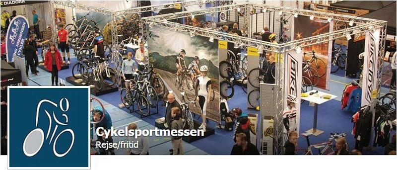 Cykelsportmessen har vokseværk