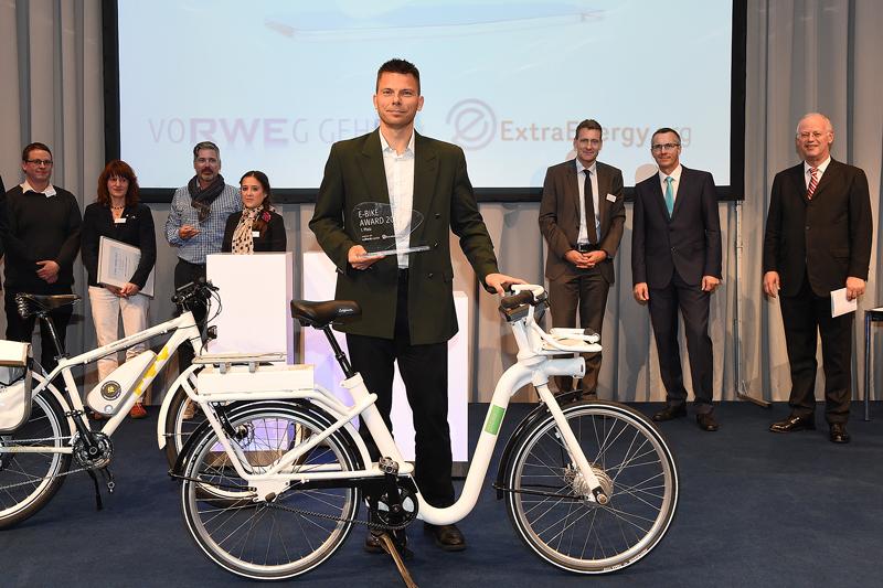 GoBike får tysk E-Bike Award