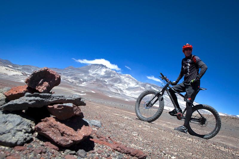 Ny verdens rekord på cykel