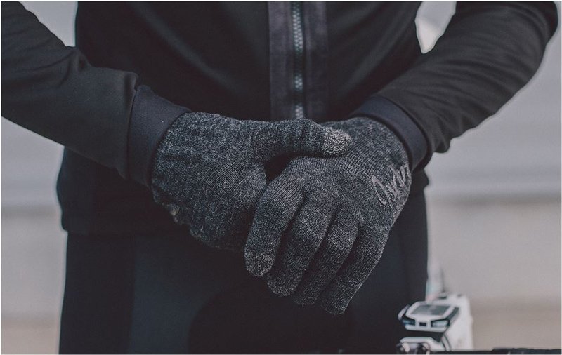 Isadore Merino Gloves