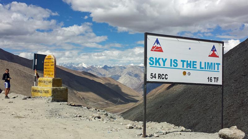 Verdens højeste mountainbikeløb