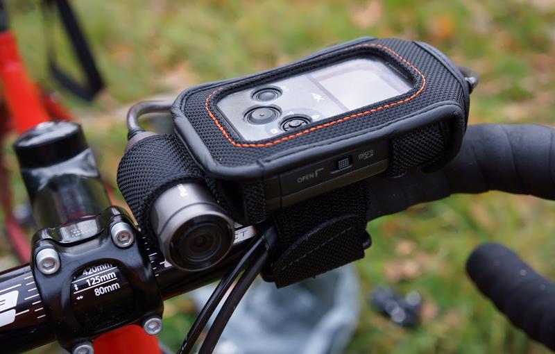 Test af Panasonic HX-A500