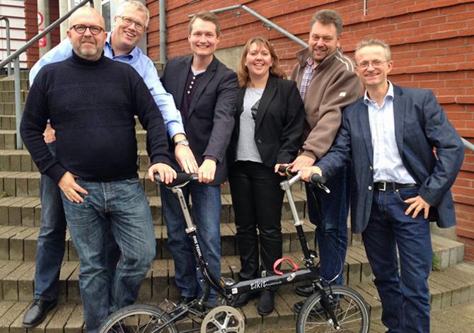 Nystartet forening for Dansk cykelturisme