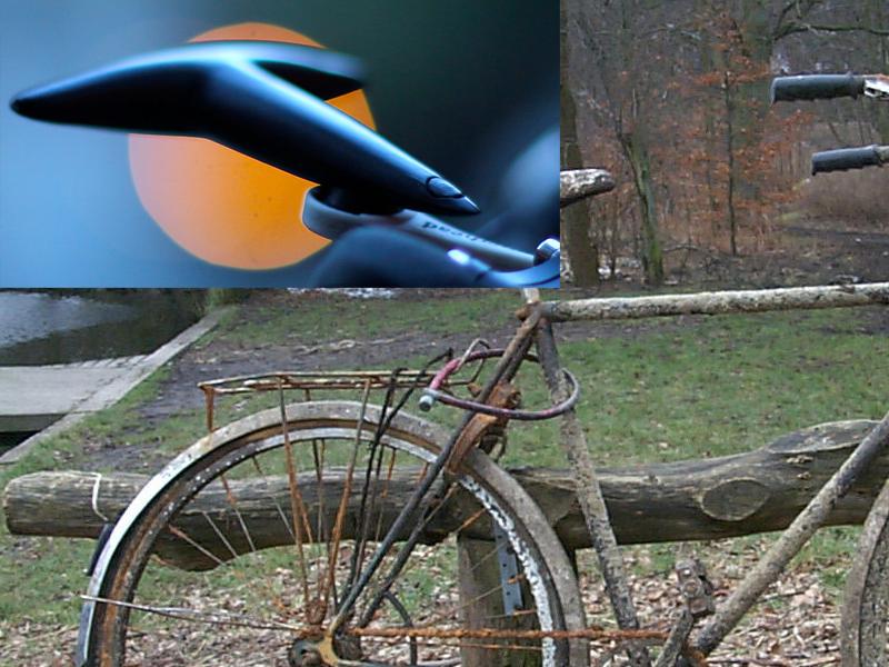 Cykelportalen – frem og tilbage