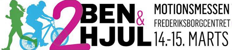 2 Ben & 2 Hjul