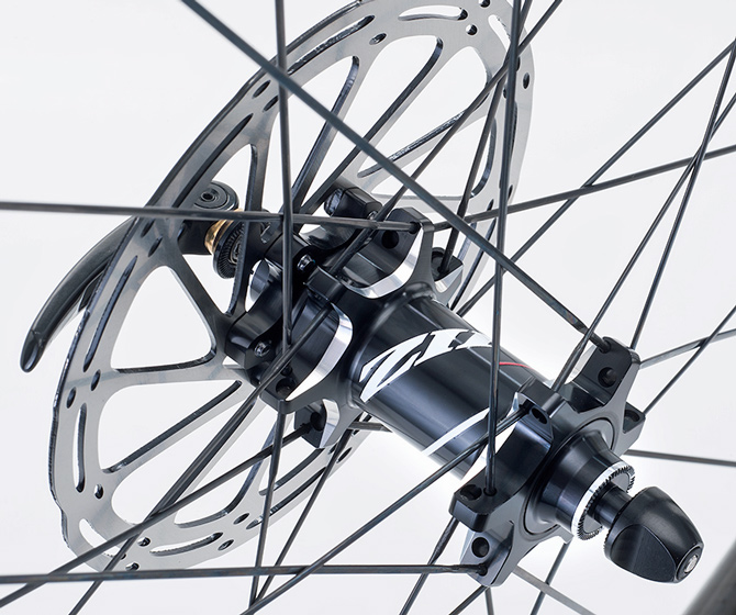 Nye skivebremsehjul fra Zipp
