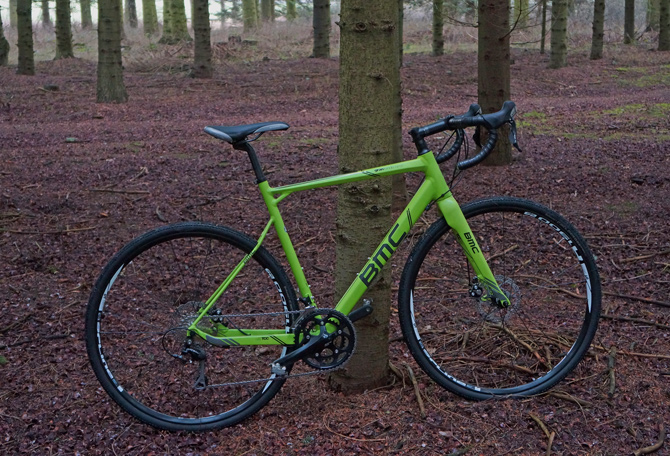 TEST: BMC Grand Fondo GF2 Disc