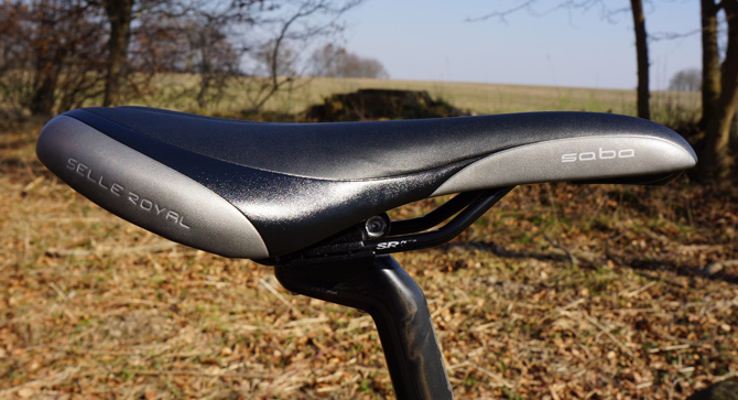 TEST: Selle Royal Saba