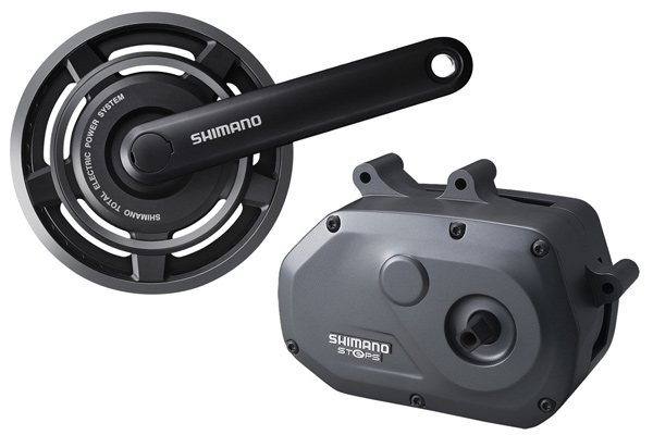 Shimano_STePS_automatic_shifting_crankset