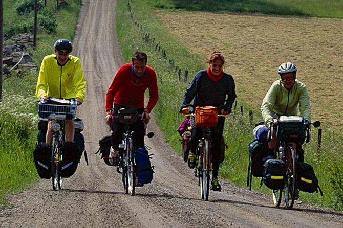 Cykeltouring