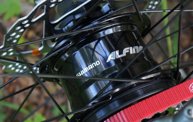 TEST: Shimano Alfine 11