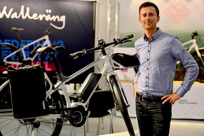 Nordisk elcykelprojekt