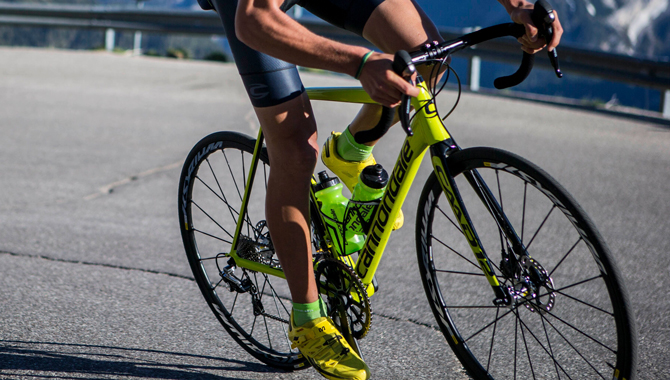 TEST: Cannondale CAAD12 Disc Dura Ace