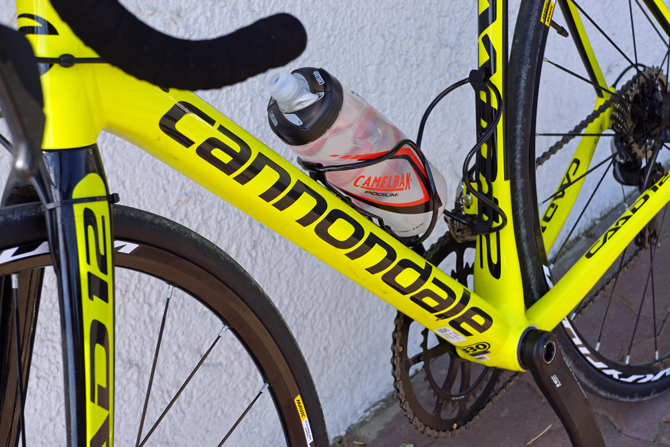 Cannondale CAAD12 og Slate