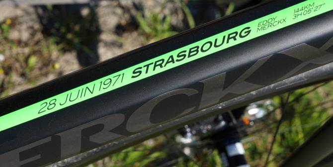Eddy Merckx Strasbourg 71