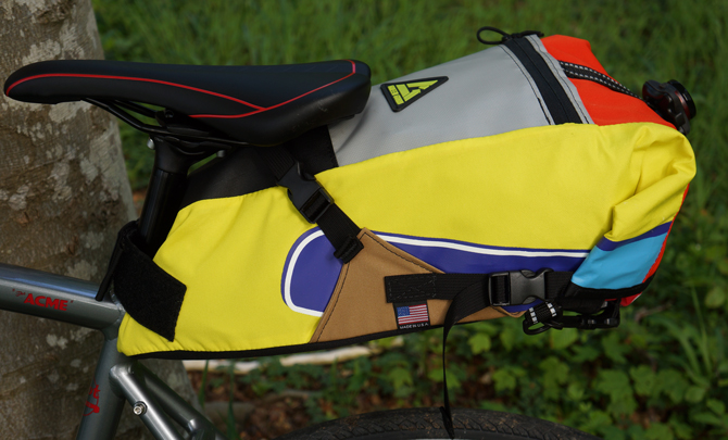 TEST: Green Guru Hauler Saddle Back