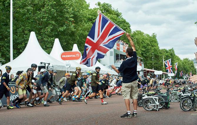 Verdens sjoveste cykelløb