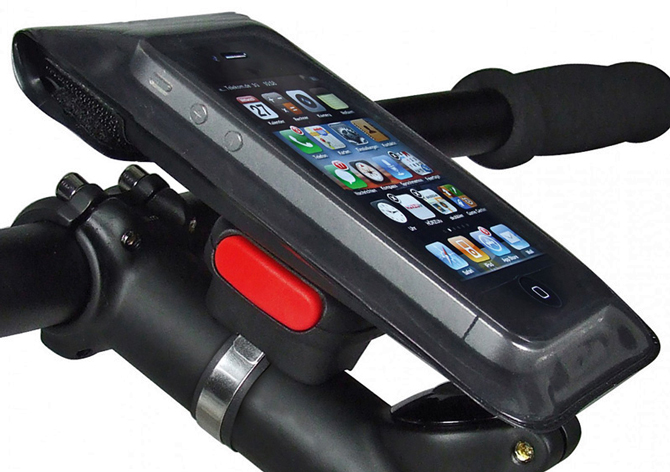 TEST: Rixen & Kaul Smart Phone Bag