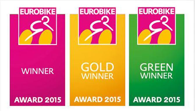 Eurobike Award 2015