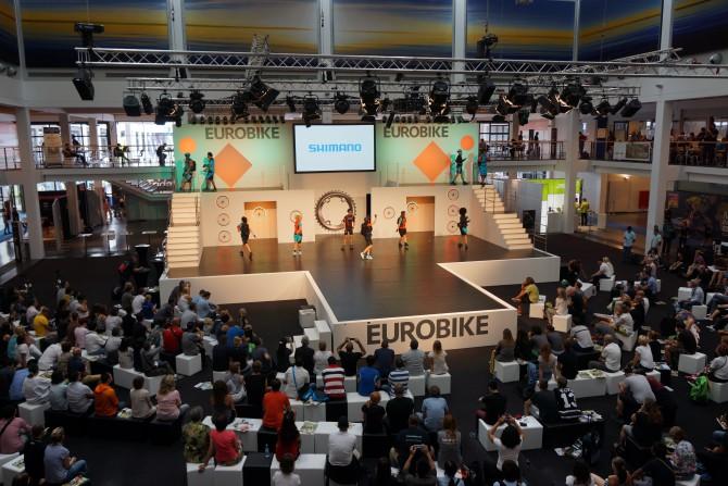 Eurobike 2015 tredie etape