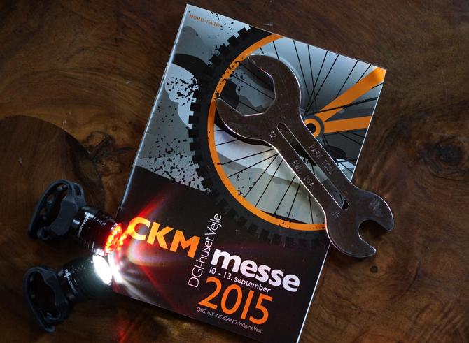 Første indtryk fra cykelmessen i Vejle
