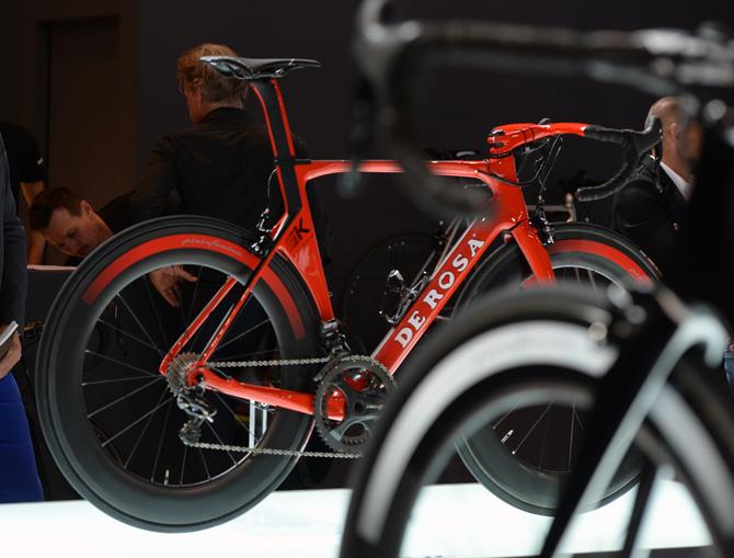 Flotteste cykel og stand