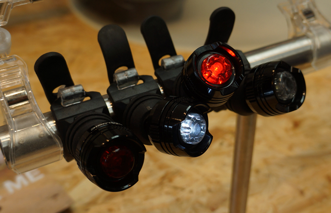 Cykellys fra 15 til 6000 lumen