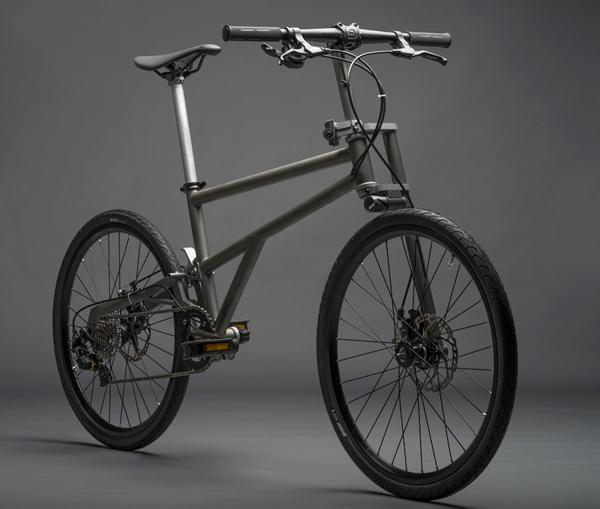 Helix-foldingbike