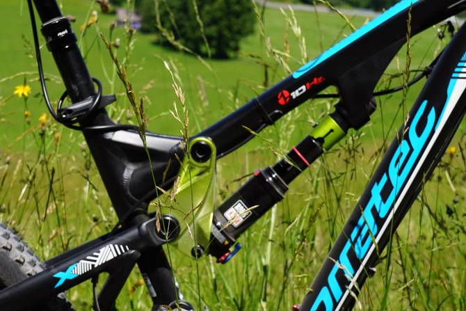 TEST: Corratec Inside Link 10Hz X Allmountain