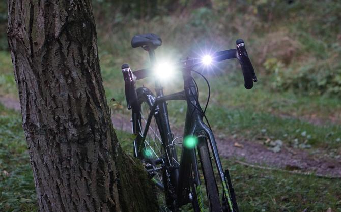 Projekt cykellys