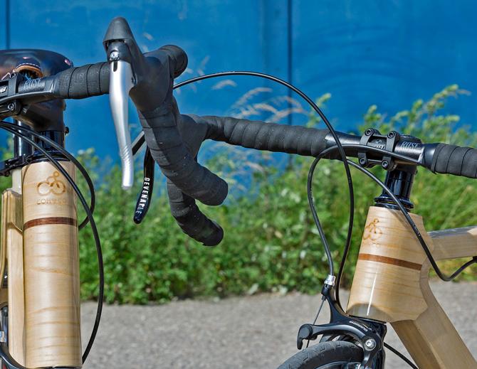 Fra båd til cykel