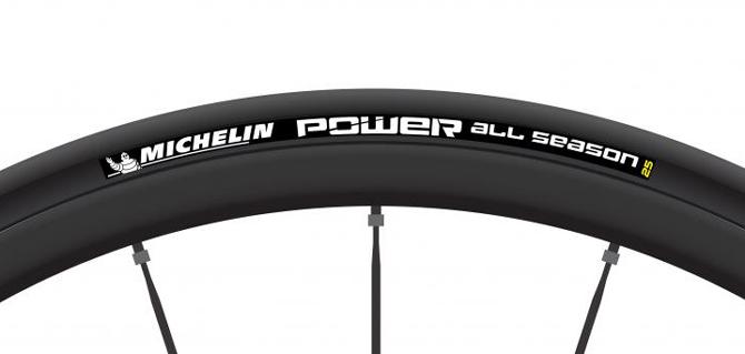 Nye landevejs dæk fra Michelin