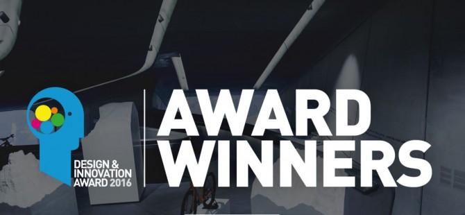 Design and Innovation Award 2016